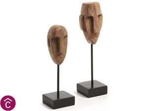 Accessorio decorativo in legno