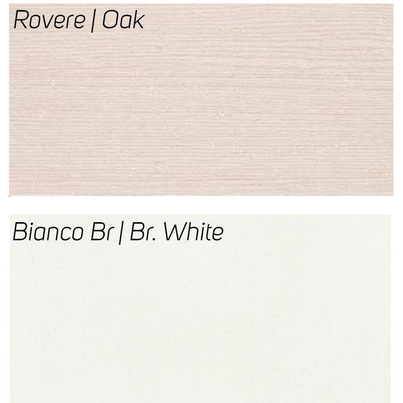 Rovere / Bianco Br