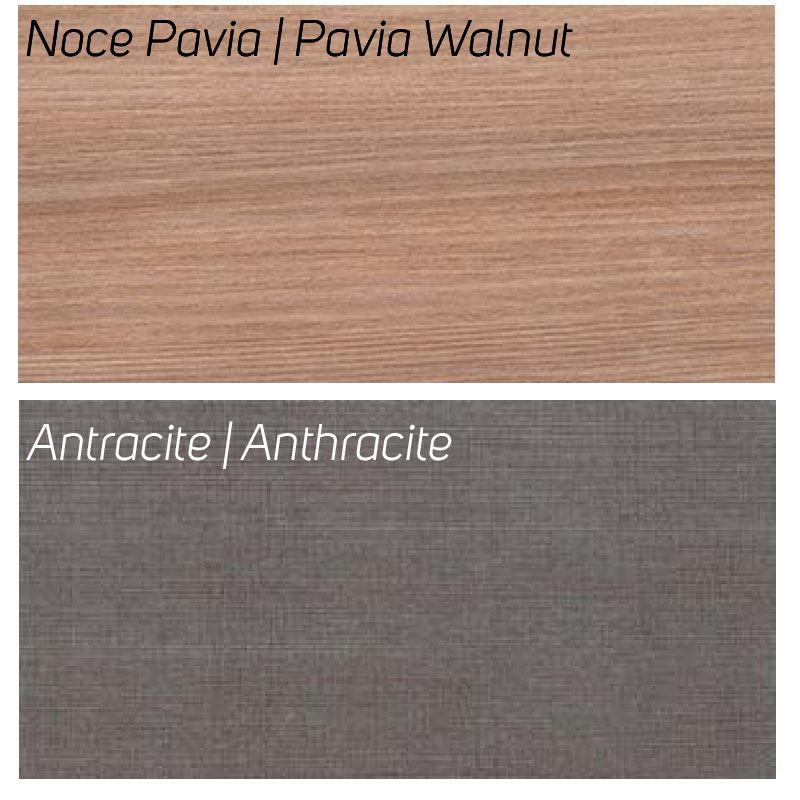 Noce Pavia / Antracite