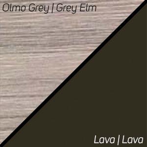 Olmo Grey / Lava