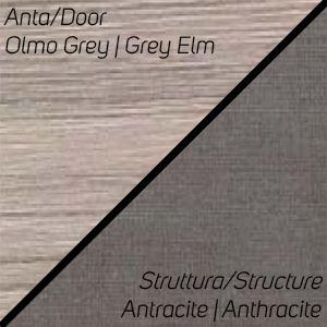 Olmo Grey / Antracite