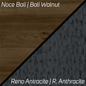 Noce Bali / Reno Antracite