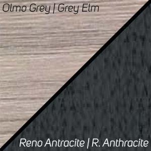 Olmo Grey / Reno Antracite