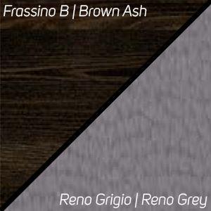 Frassino Brown / Reno Grigio