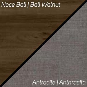 Noce Bali / Antracite