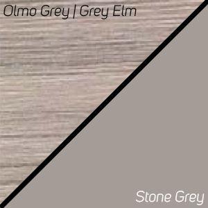 Olmo Grey / Stone Grey