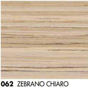 Legno Zebrano Chiaro 062 [+€736,00]