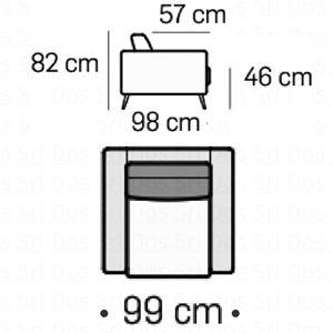 Poltrona [+€273,00]