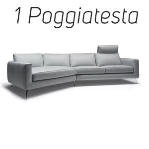 1 Poggiatesta in Tinta [+€114,00]