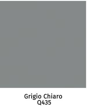 Q435 grigio chiaro