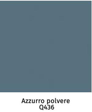 Q436 azzurro polvere
