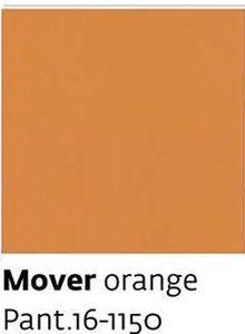 Mover orange Pant.16-1150