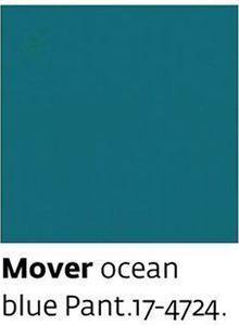 Mover ocean Pant.17-4724