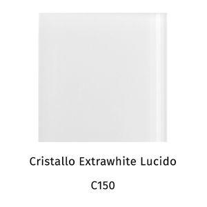 Cristallo extrawhite lucido C150 [+€336,00]