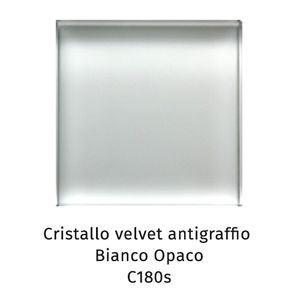 Cristallo Velvet antigraffio bianco opaco C180S [+€419,00]
