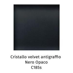 Cristallo Velvet antigraffio nero opaco C185S [+€305,00]