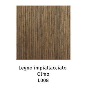 Legno Impiallacciato olmo L008 (Sp.2,5cm) [+€189,00]