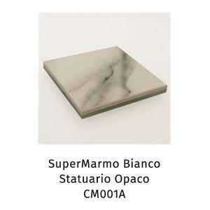 SuperMarmo Bianco statuario CM001A [+€1150,00]