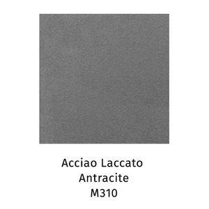 Acciaio antracite M310
