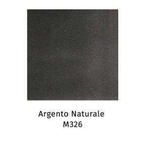 Acciaio Argento naturale M326 [+€195,00]