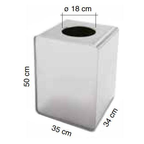 Altezza 50cm [+€62,00]
