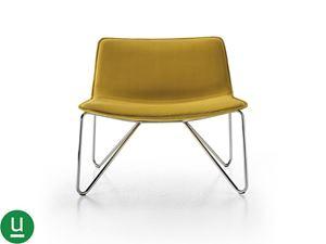 Poltrona Esprit Lounge di Lt Form