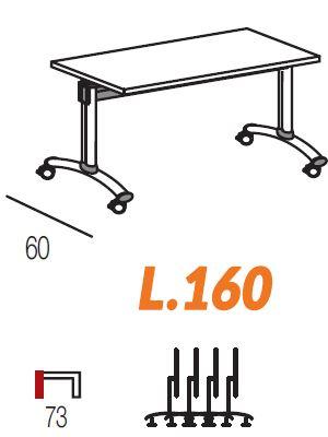 Lunghezza 160cm [+€74,00]