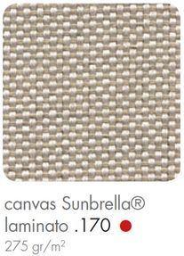 Tessuto Acrilico Sunbrella [+€113,00]